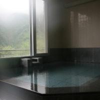 四万温泉こしきの湯-湯船
